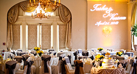 We Pledge To Make Your Wedding Reception Everything You Ve Dreamed Of An Elegant Atmosphere In Our Magnificent Grand Or Junior Ballroom Superbly Prepared